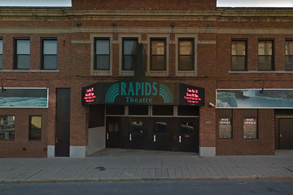The Rapids Theatre